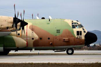 435 - Israel - Defence Force Lockheed C-130H Hercules