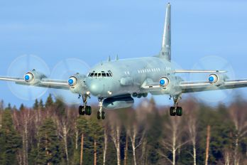 RF-93610 - Russia - Air Force Ilyushin Il-20