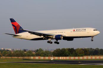 N183DN - Delta Air Lines Boeing 767-300ER