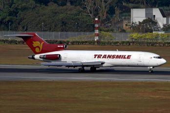 9M-TGE - Transmile Air Services Boeing 727-200F (Adv)