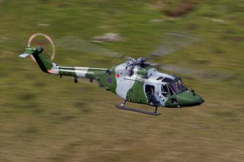 XZ214 - British Army Westland Lynx AH.7
