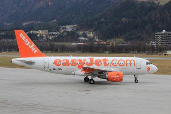 G-EZFA - easyJet Airbus A319