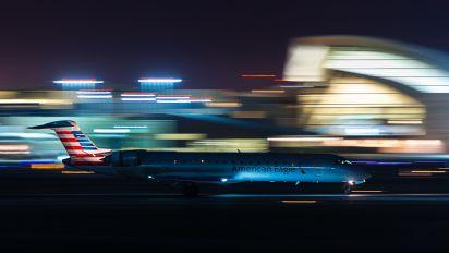 N517AE - American Eagle Canadair CL-600 CRJ-700