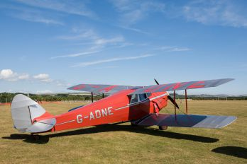 G-ADNE - Private de Havilland DH. 87 Hornet Moth