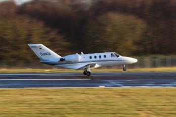 D-INCS - Private Cessna 525 CitationJet