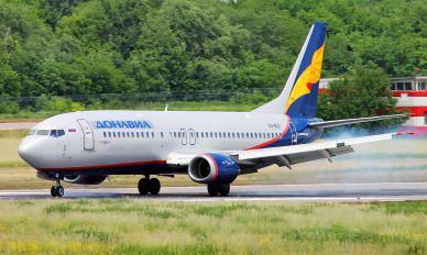 VQ-BCS - Donavia Boeing 737-400