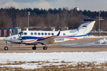 RA-02800 - State ATM Corporation Beechcraft 300 King Air 350
