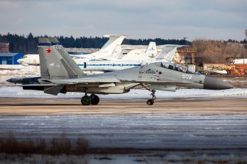502 - Sukhoi Design Bureau Sukhoi Su-30MK
