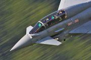 ZJ801 - Royal Air Force Eurofighter Typhoon T.3 aircraft