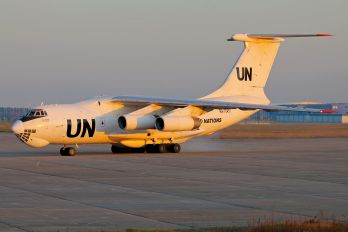 RA-76457 - United Nations Ilyushin Il-76 (all models)