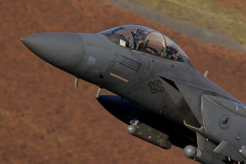 91-0321 - USA - Air Force McDonnell Douglas F-15E Strike Eagle
