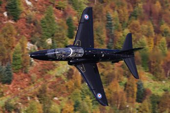 XX244 - Royal Air Force British Aerospace Hawk T.1/ 1A