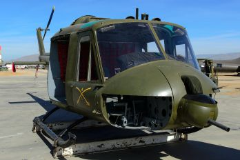 62-12537 - USA - Army Bell UH-1B Iroquois