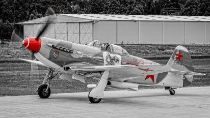 VH-YIX - Private Yakovlev Yak-9