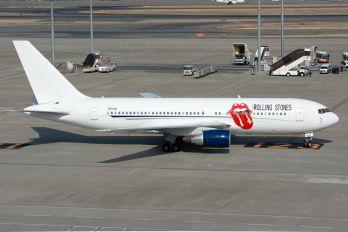 ZS-DJI - Aeronexus Boeing 767-200ER