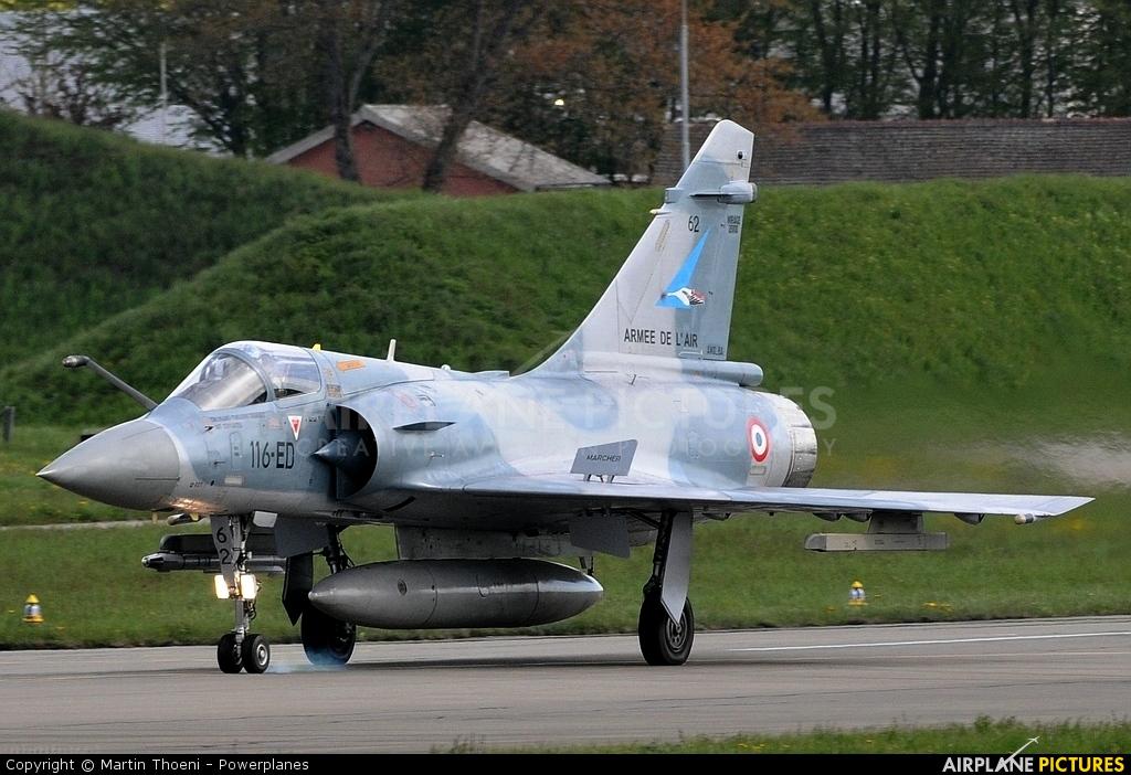 France - Air Force 62 aircraft at Payerne