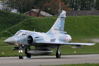 62 - France - Air Force Dassault Mirage 2000-5F