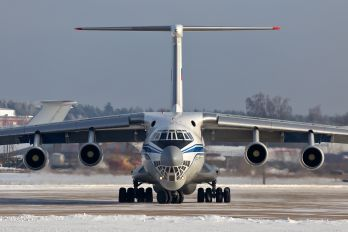 RF-76325 - Russia - Air Force Ilyushin Il-76 (all models)