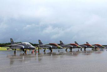 HW-306 - Finland - Air Force: Midnight Hawks British Aerospace Hawk 51
