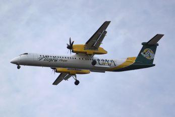 N443QX - Alaska Airlines - Horizon Air de Havilland Canada DHC-8-400Q / Bombardier Q400