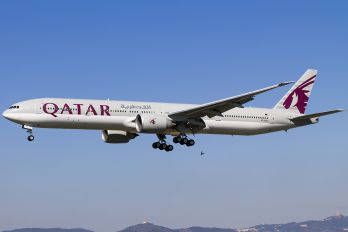 A7-BAL - Qatar Airways Boeing 777-300ER