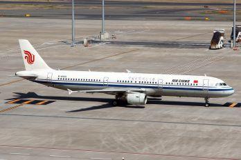 B-6555 - Air China Airbus A321