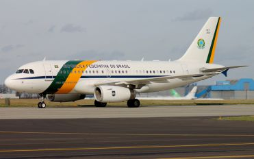 2101 - Brazil - Air Force Airbus A319