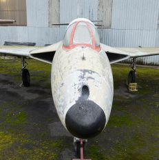 E-424 - Denmark - Air Force Hawker Hunter F.51