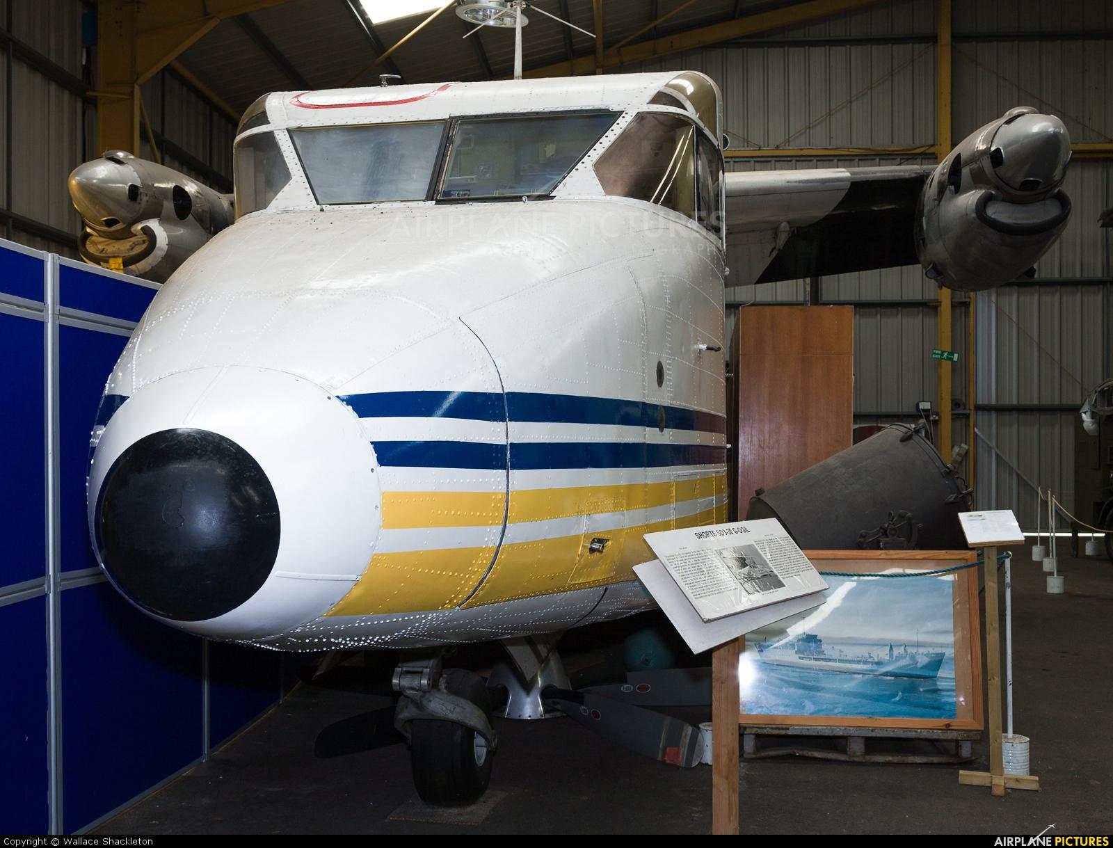 Private G-OGIL aircraft at Sunderland