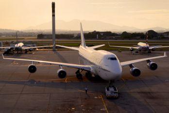 F-GITD - Air France Boeing 747-400