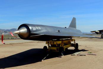 90-0537 - USA - Air Force Lockheed D-21 Drone