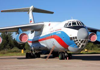 RF-76828 - Russia - Air Force Ilyushin Il-76 (all models)