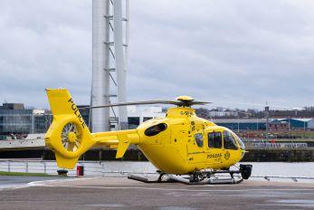 G-SPHU - Bond Air Services Eurocopter EC135 (all models)