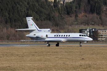 MM62026 - Italy - Air Force Dassault Falcon 50