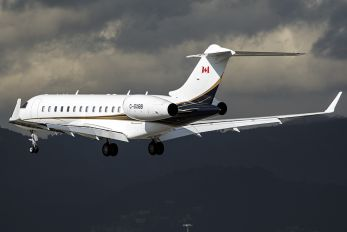 C-GXBB - Private Bombardier BD-700 Global Express