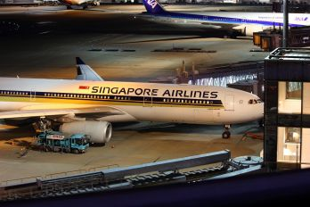 9V-STB - Singapore Airlines Airbus A330-300