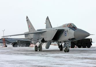 16 - Russia - Air Force Mikoyan-Gurevich MiG-31 (all models)