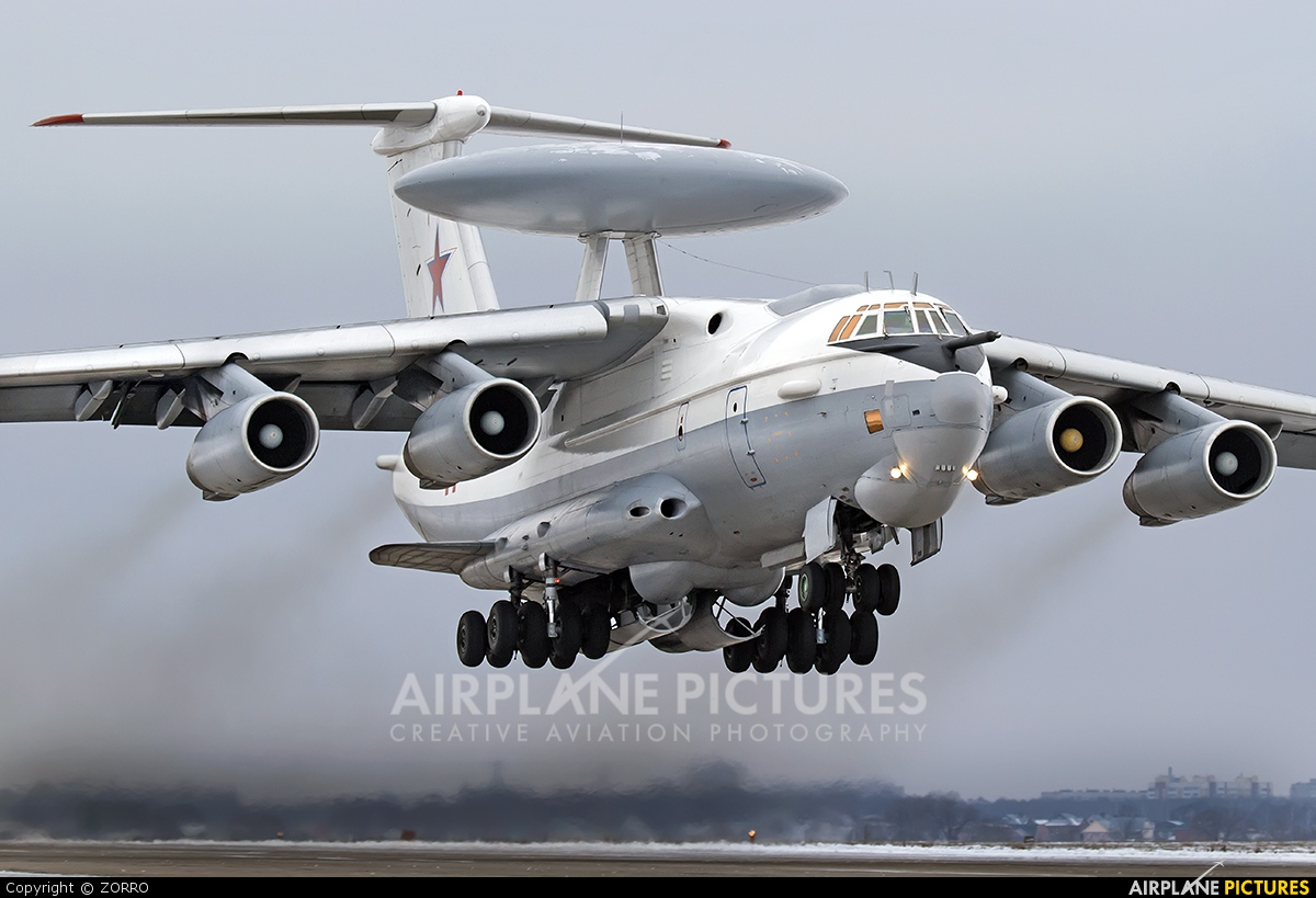 Russia - Air Force RF-94268 aircraft at Undisclosed Location