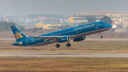 VN-A331 - Vietnam Airlines Airbus A321