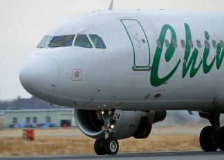 B-6820 - Spring Airlines Airbus A320