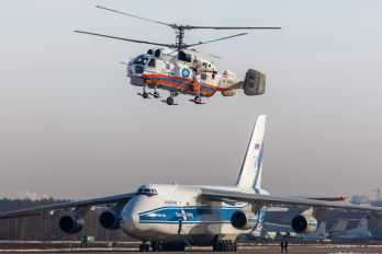 RF-32805 - Russia - МЧС России EMERCOM Kamov Ka-32 (all models)