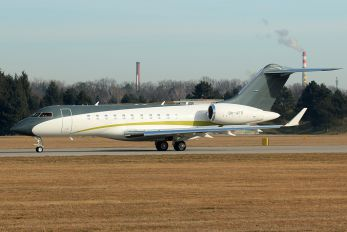 9H-AFR - Private Bombardier BD-700 Global 5000