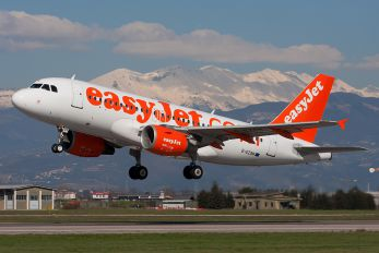 G-EZAN - easyJet Airbus A319