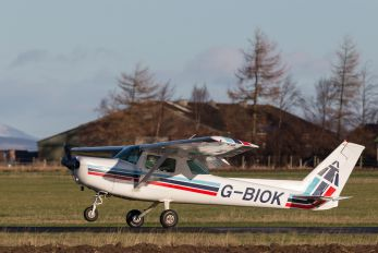 G-BIOK - Tayside Aviation Cessna 152