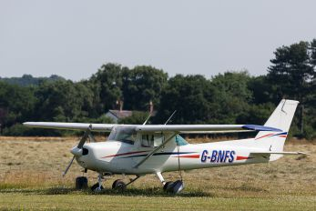 G-BNFS - Private Cessna 152