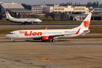 HS-LTH - Thai Lion Air Boeing 737-900ER