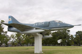 3-A-304 - Argentina- Navy Douglas A-4 Skyhawk (all models)