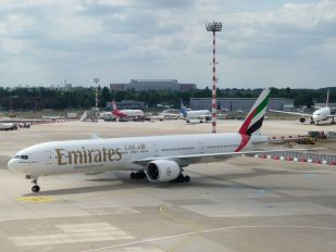 A6-EGX - Emirates Airlines Boeing 777-300ER