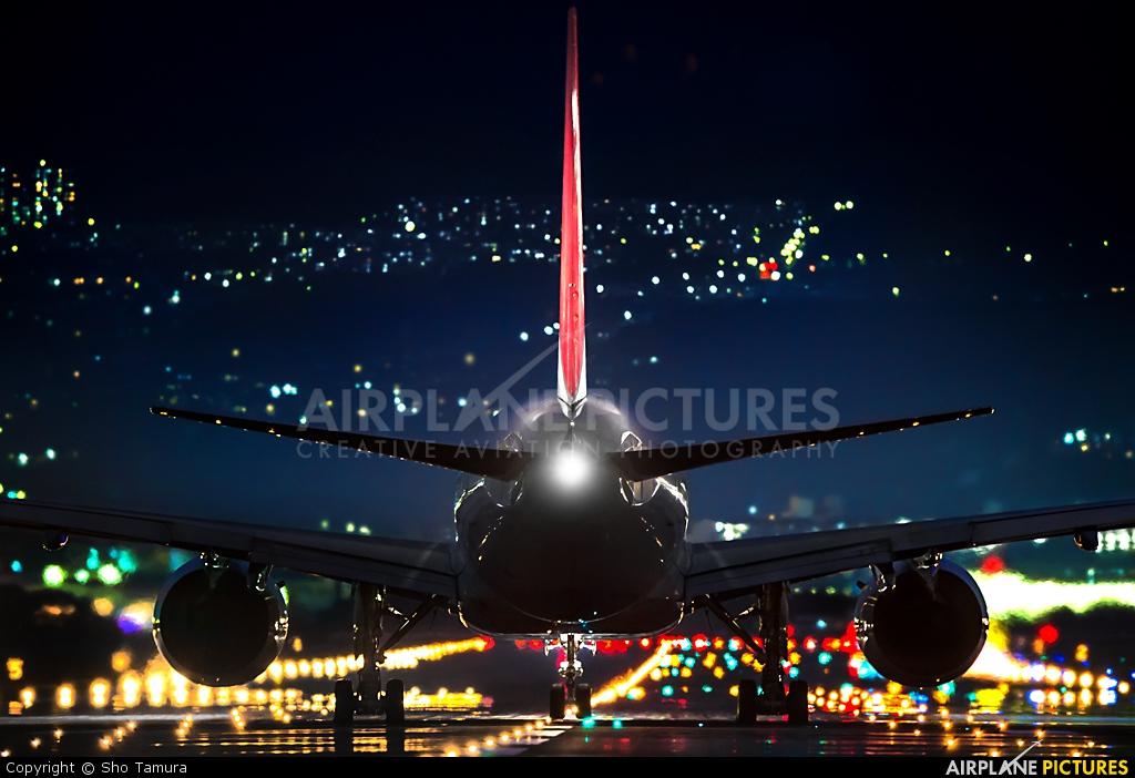 JAL - Japan Airlines JA773J aircraft at Osaka - Itami Intl
