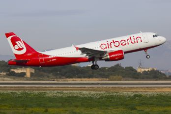 D-ABNA - Air Berlin Airbus A320